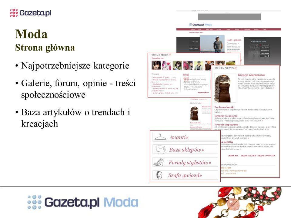 Moda Strona główna Najpotrzebniejsze kategorie Galerie, forum, opinie - treści społecznościowe Baza artykułów o trendach i kreacjach