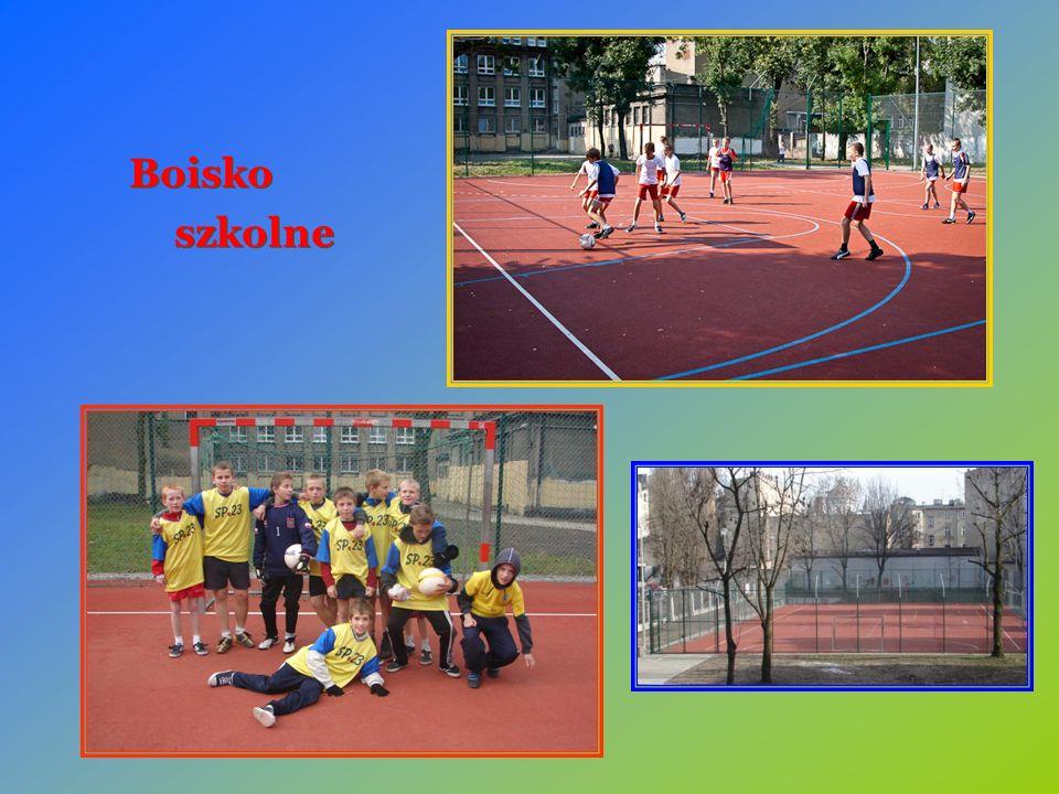 Boisko szkolne Boisko szkolne
