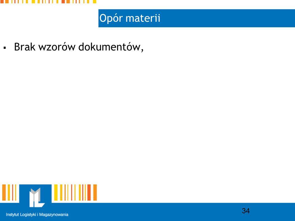 Opór materii 34 Brak wzorów dokumentów,