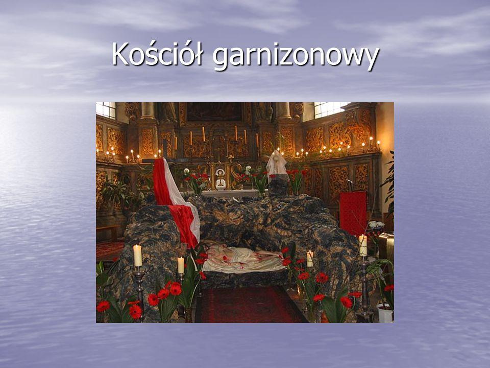 Kościół p.w. Narodzenia NMP w Kaliszu na Zagorzynku.