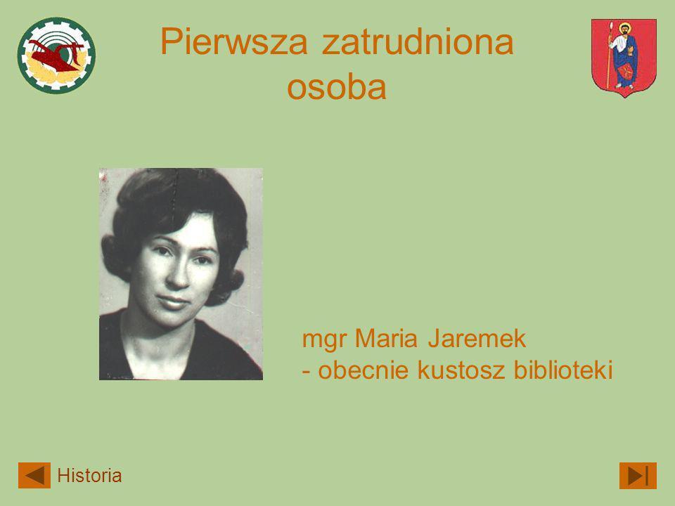 Legitymacja nr 1 Pierwszym studentem został: Bogusław Jan Anigacz Historia