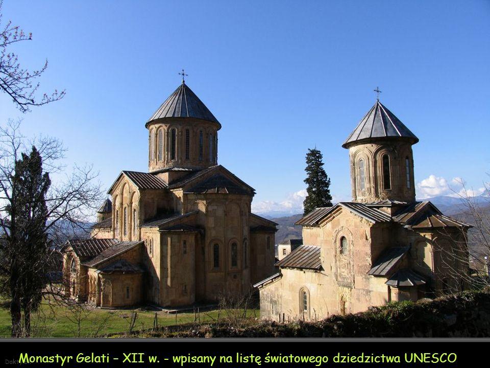 Daktylek Bolnisi jeden z najstarszych chrześcijańskich kościołów w Gruzji, pochodzący z IV wieku.