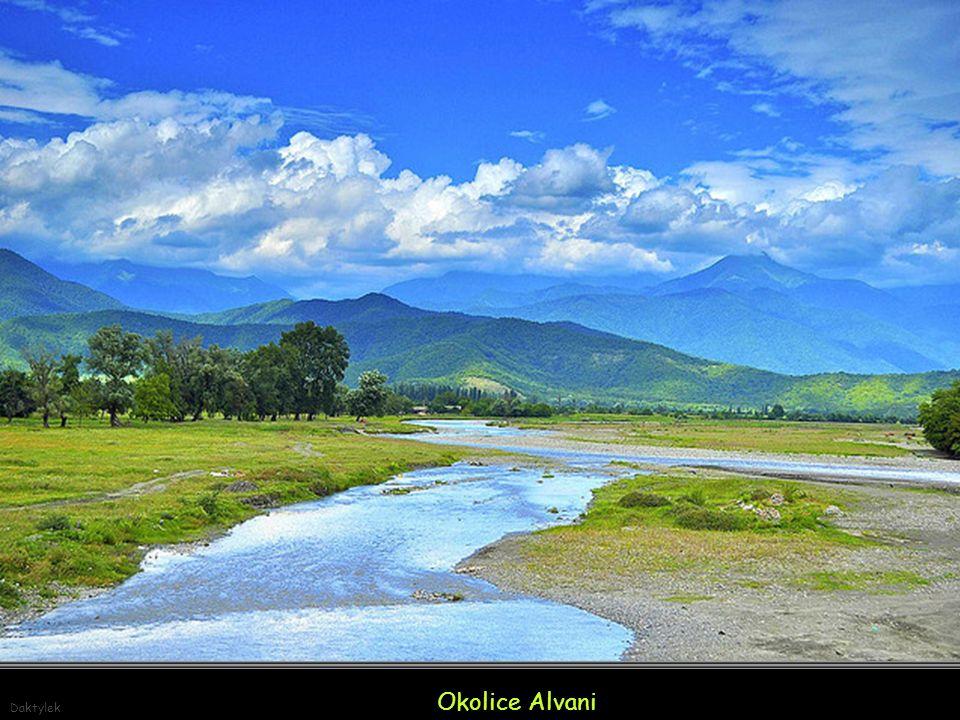 Daktylek Mccheta-Mtianetia - Góry Chaukhi