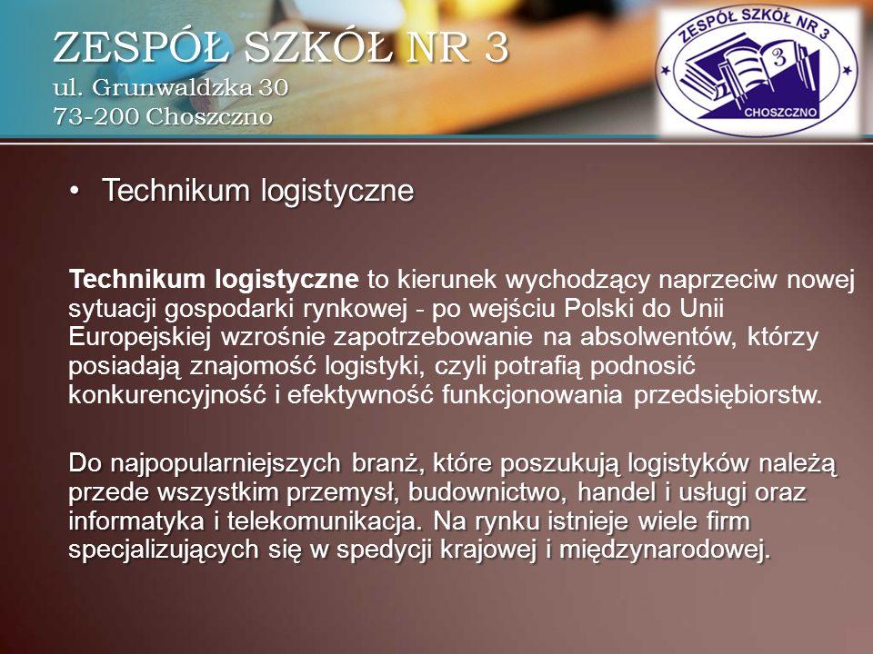 ZESPÓŁ SZKÓŁ NR 3 ul.