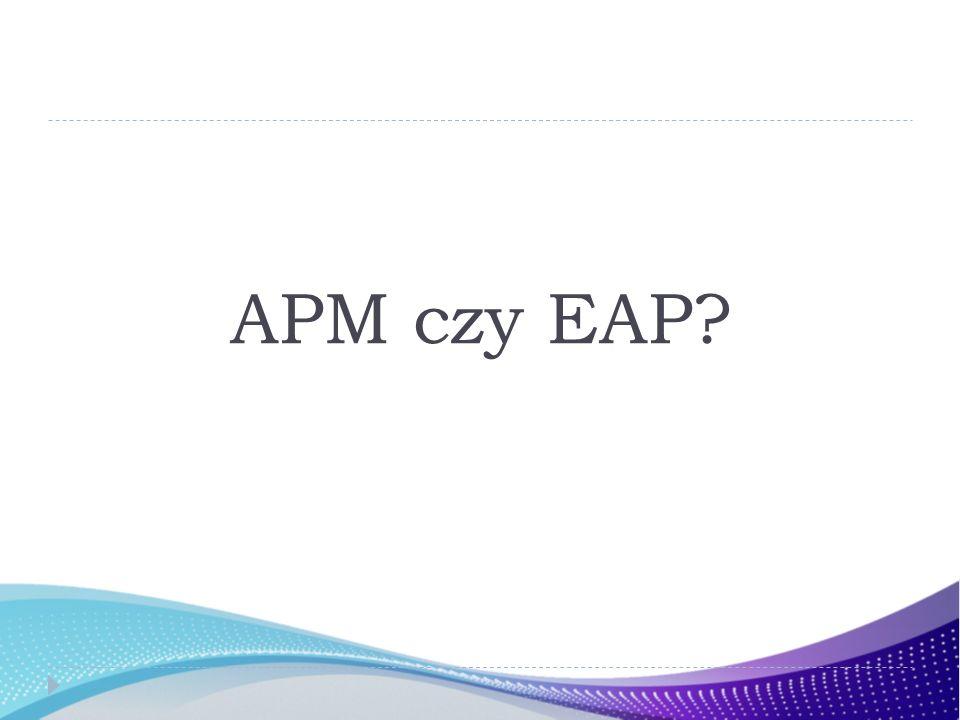 APM czy EAP