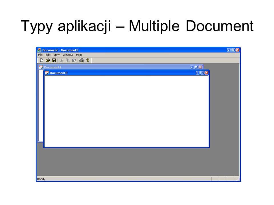 Tematy projektów 2 Aplikacja do zaawansowanego wyświetlania i przetwarzania danych pomiarowych (prezentacja wykresów, wydruki+komunikacja z excelem i wordem (DDE)) Organizer dla wielu użytkowników, z możliwością wysyłania powiadomień na maila