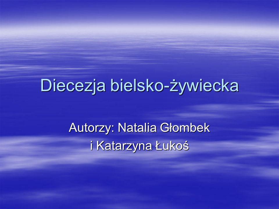 Diecezja bielsko-żywiecka Autorzy: Natalia Głombek i Katarzyna Łukoś