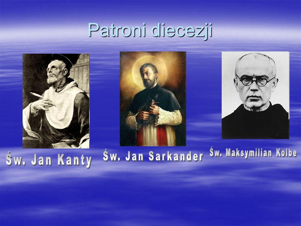 Patroni diecezji