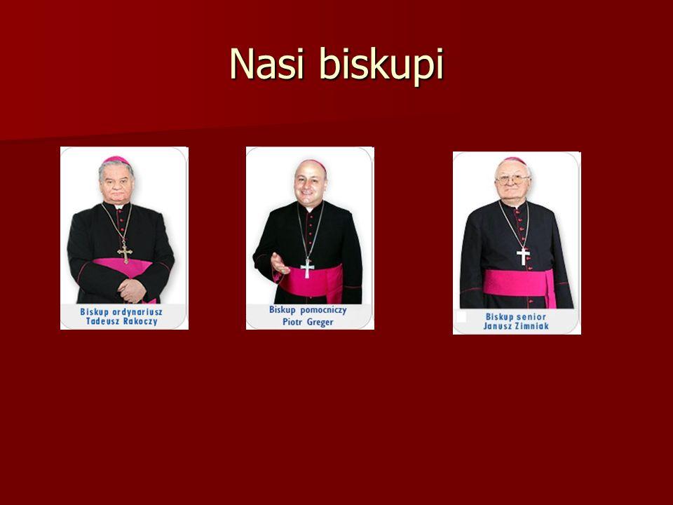 Nasi biskupi