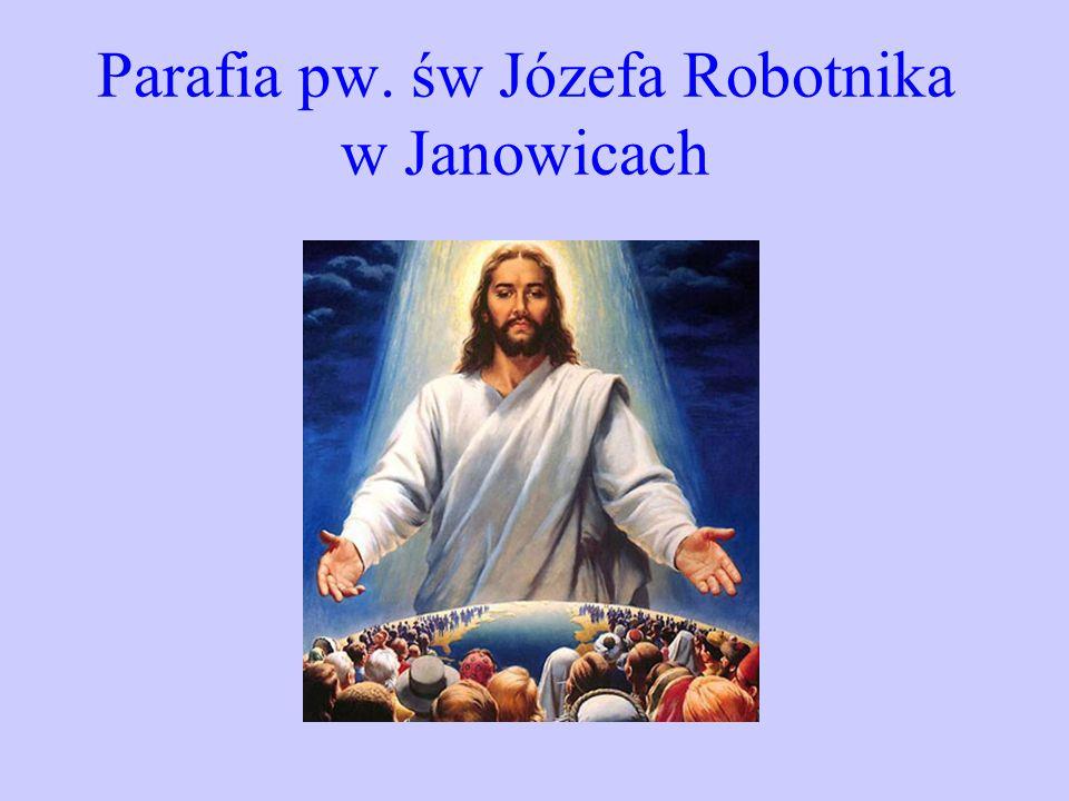 Parafia pw. św Józefa Robotnika w Janowicach