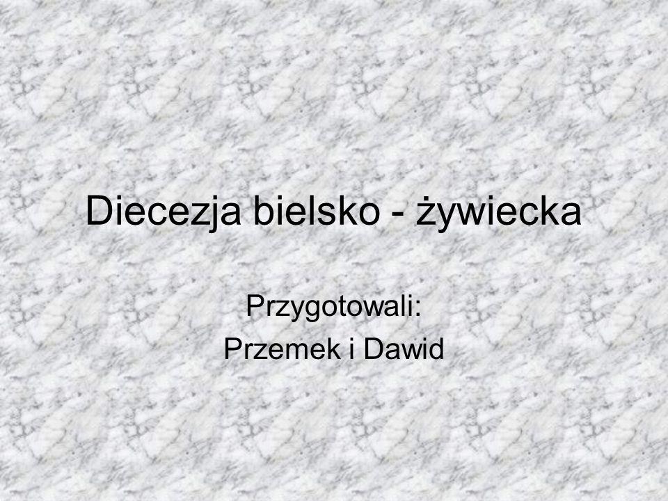 Diecezja bielsko - żywiecka Przygotowali: Przemek i Dawid