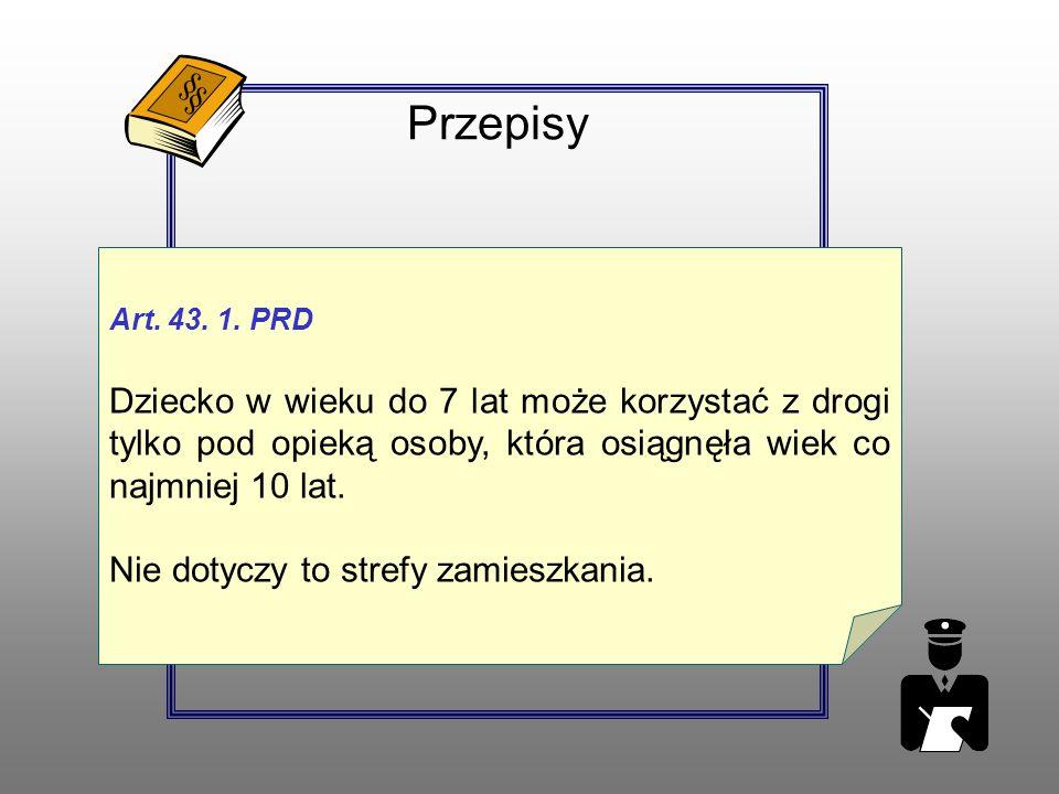 Przepisy Art.43. 2 PRD 2.