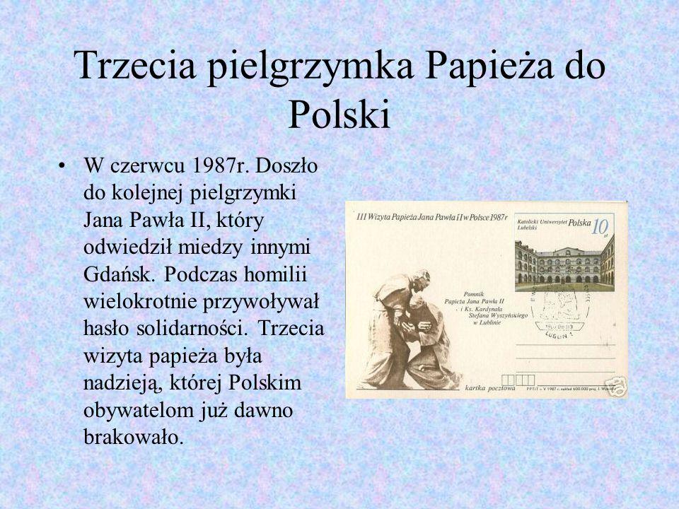 Brak porozumienia 26 kwietnia 1986r.