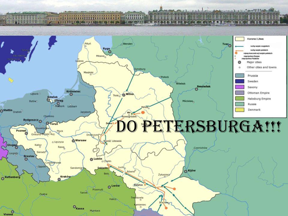 Do Petersburga!!! St. Petersburg