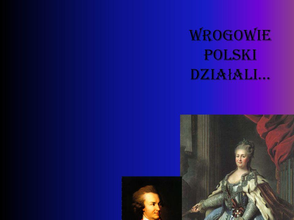 Wrogowie Polski dzia ł ali… lecz bez zdrajców by nic nie wskórali