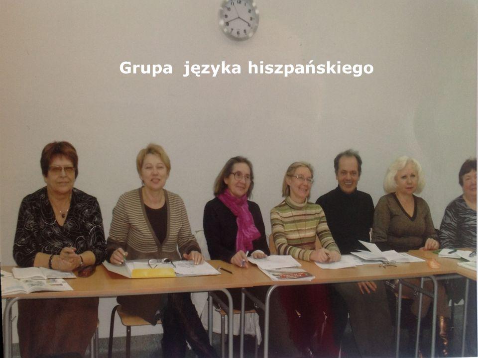 Grupa języka hiszpańskiego