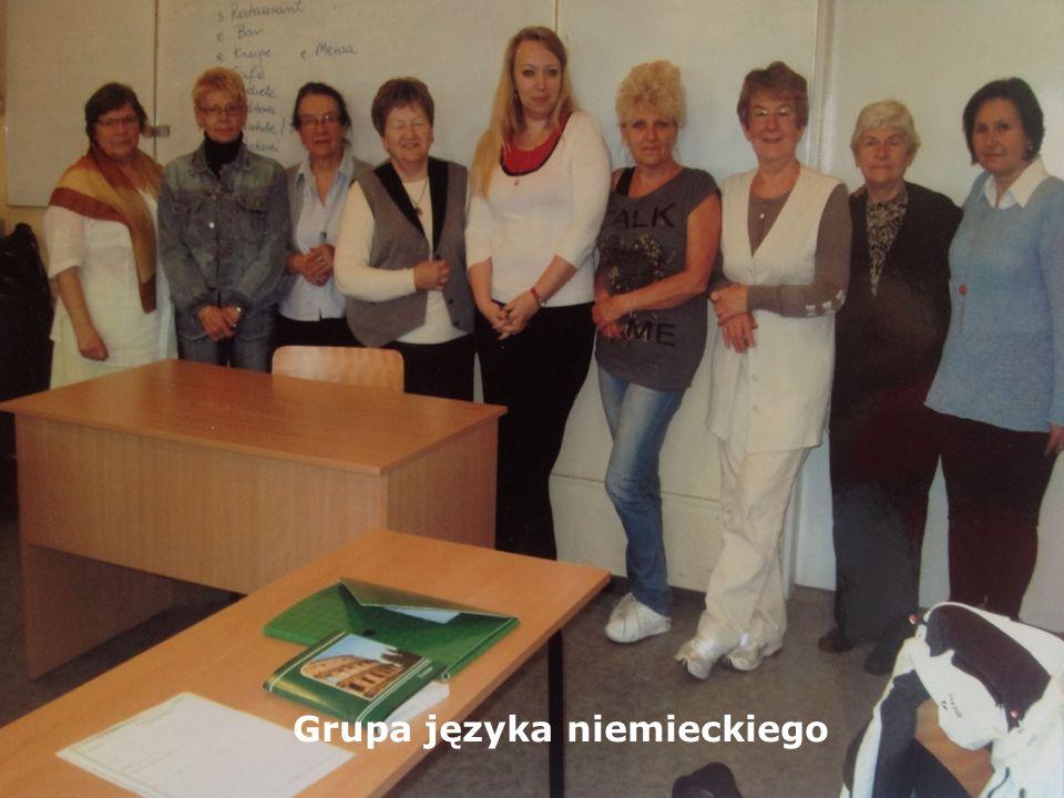 Prezentacja Sekcji Języków obcych Koordynator grupy: Maria Sierżęga - DZIĘKUJĘ ZA UWAGĘ