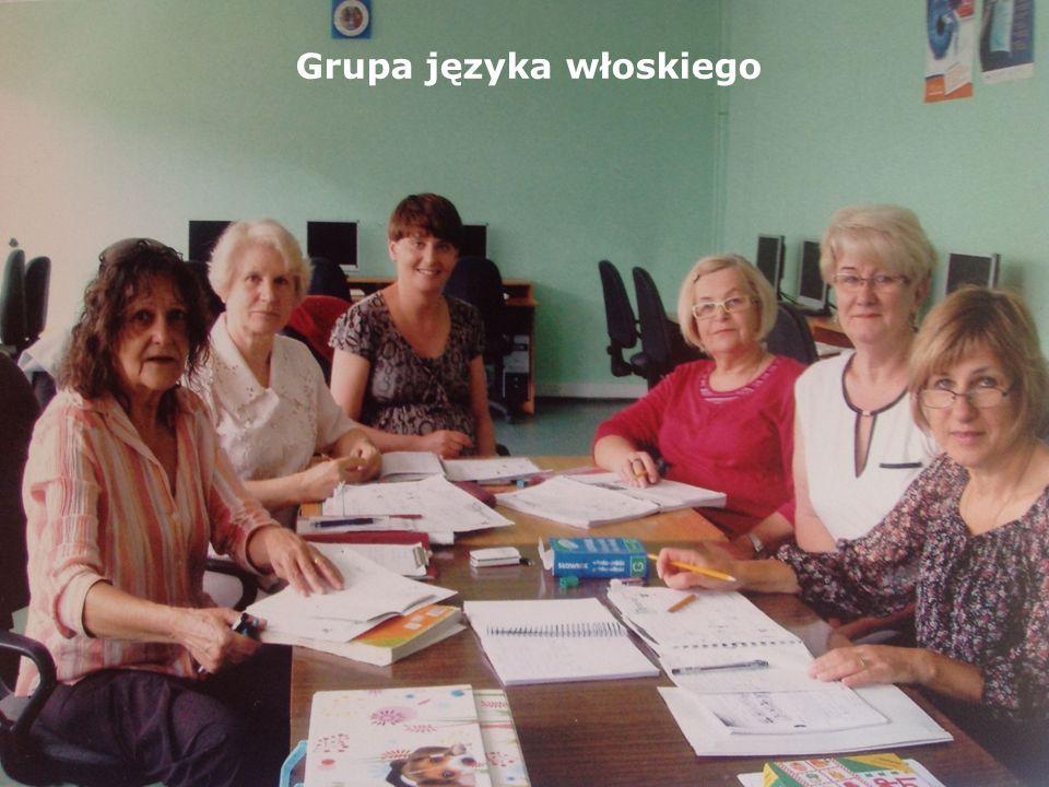 Grupa języka włoskiego