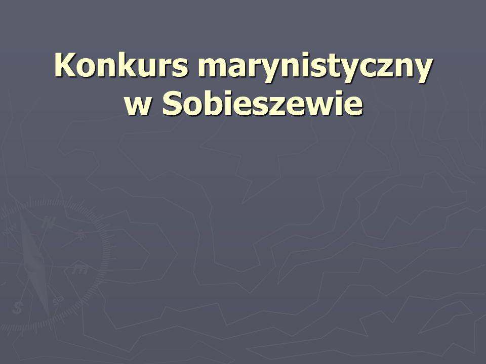 Konkurs marynistyczny w Sobieszewie