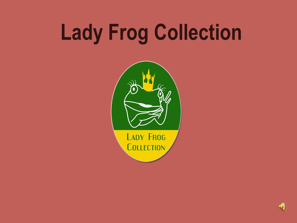 Lady Frog Collection