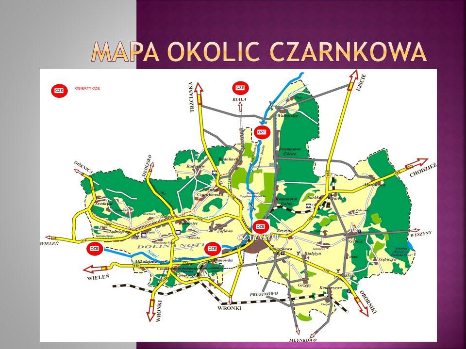 BIAŁA – wieś w gminie Trzcianka przy trasie do Piły.