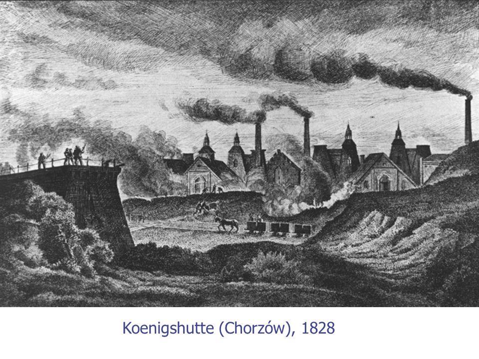 Koenigshutte (Chorzów), 1828