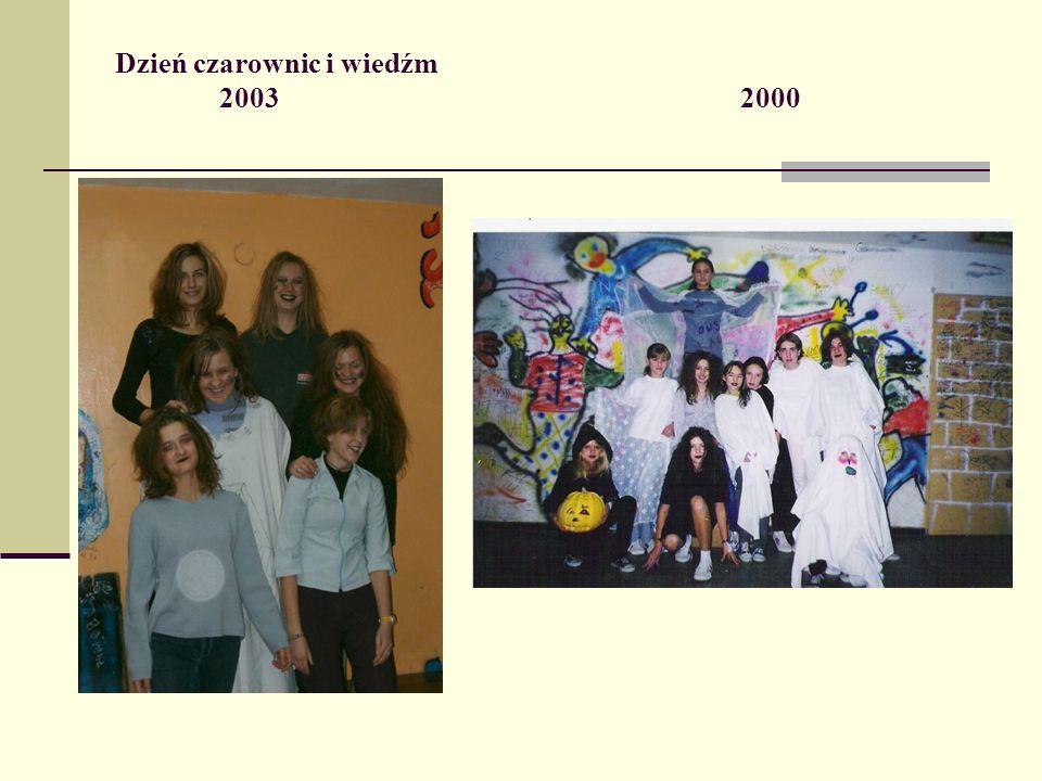 Dzień czarownic i wiedźm 20032000