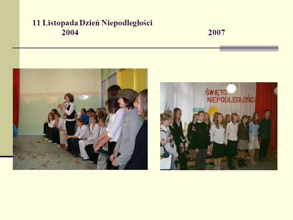 11 Listopada Dzień Niepodległości 2004 2007
