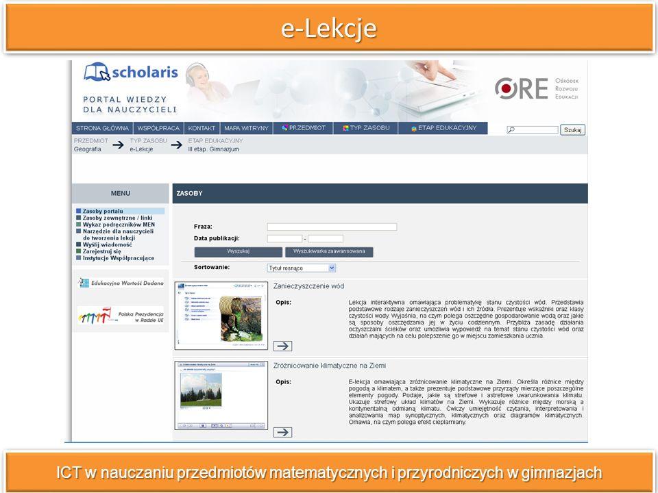 e-Lekcjee-Lekcje