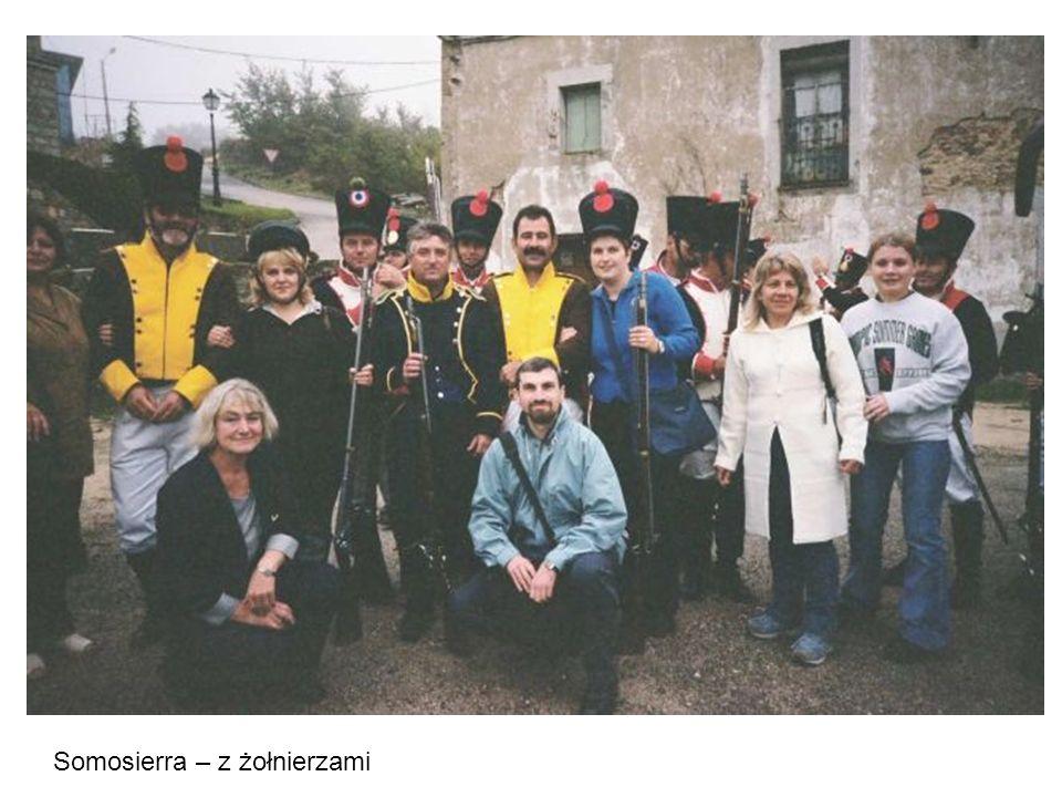 Somosierra – z żołnierzami