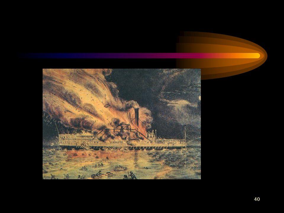 39 Pozary i wybuchy na statkach