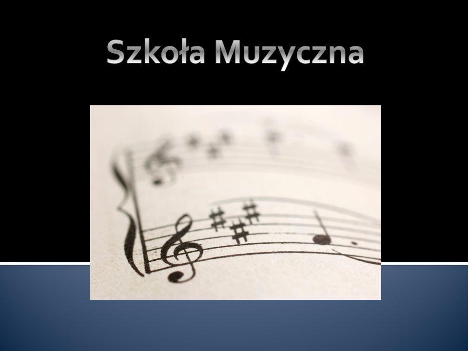 Uczęszczanie do szkoły muzycznej to duża odpowiedzialność, ale też przyjemność.