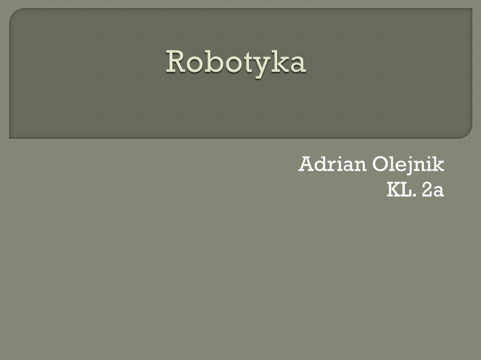 Adrian Olejnik KL. 2a