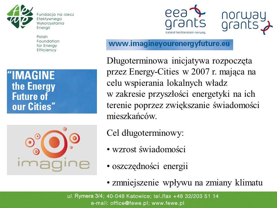 Długoterminowa inicjatywa rozpoczęta przez Energy-Cities w 2007 r.