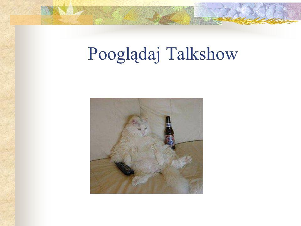 Pooglądaj Talkshow