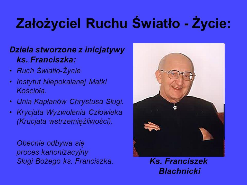 Centrum Ruchu Światło - Życie: Krościenko nad Dunajcem: Krościenko: –Kaplica w Kościele Dobrego Pasterza.