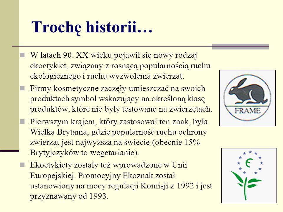 Trochę historii… W latach 90.