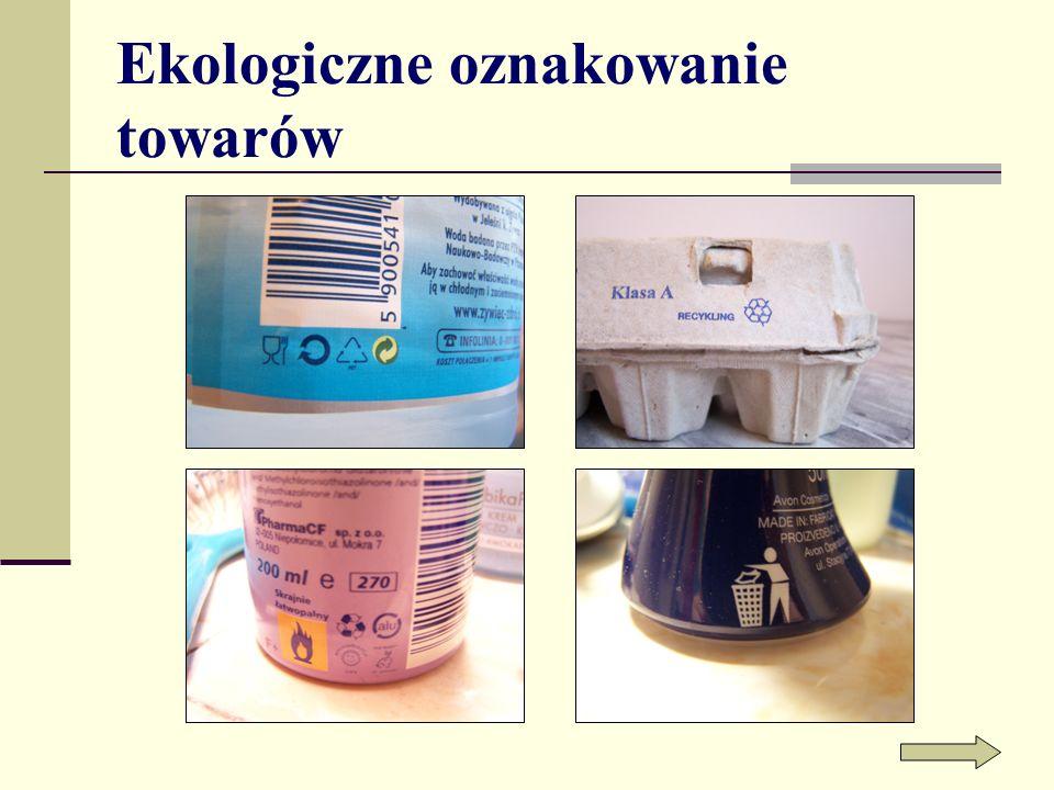 Przyjazny ozon Produkty opatrzone takimi symbolami nie zawierają gazów typu chloro-fluoro-carbon, powszechnie zwanych freonami, które niszczą powłokę ozonową.