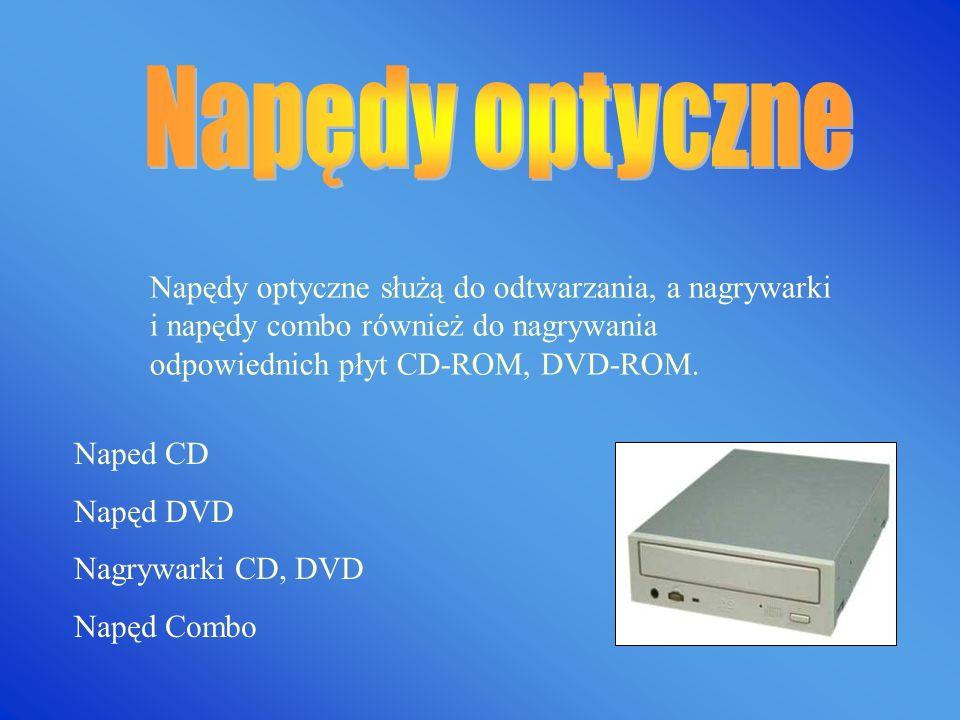 Najczęściej wbudowana w płytę główną, służy do przyłączania naszego komputera do sieci Internet. Do łączenia się z Internetem możemy również używać mo