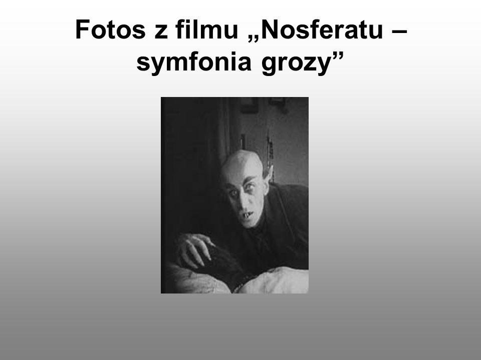 Fotos z filmu Nosferatu – symfonia grozy