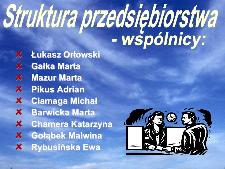 Dyrektor naczelny: Bronicki Robert Dyrektor ds. organizacyjnych: Słowik Magdalena Dyrektor ds. produkcji: Uchański Jakub Dyrektor ds. finansowych: Rat