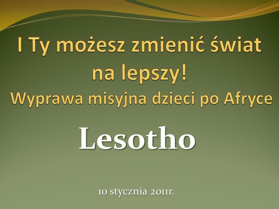 Lesotho 10 stycznia 2011r.