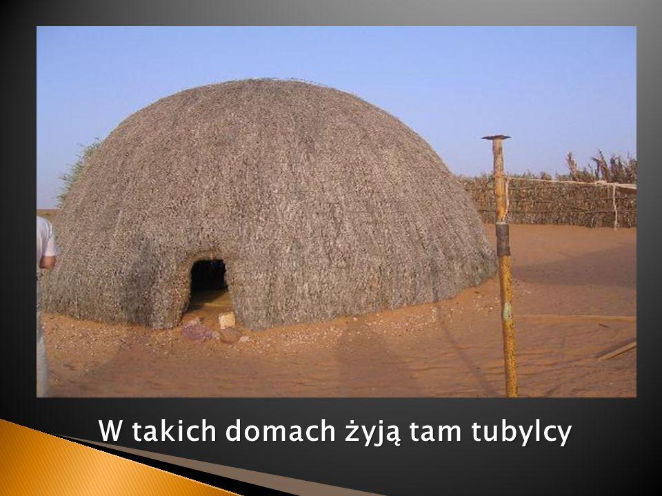 W takich domach żyją tam tubylcy