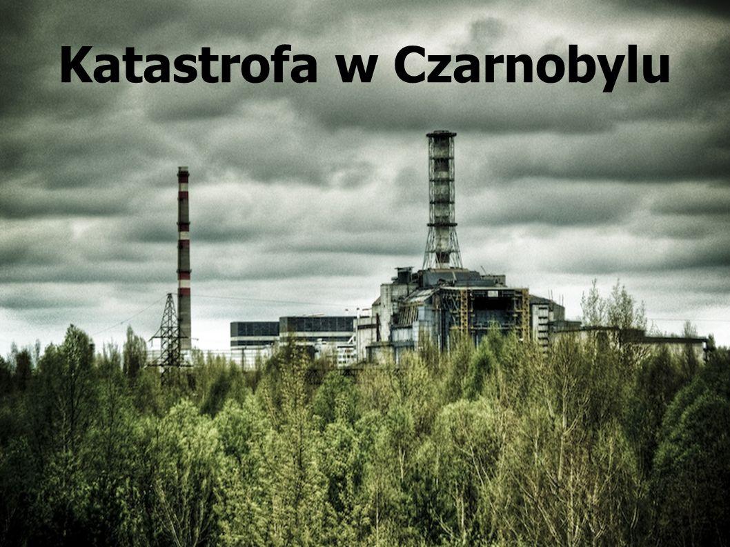 Elektrownia w Czarnobylu Elektrownia atomowa w Czarnobylu leży w pobliżu miasta Prypeć na Ukrainie, 16 km od granicy ukraińsko-białoruskiej.