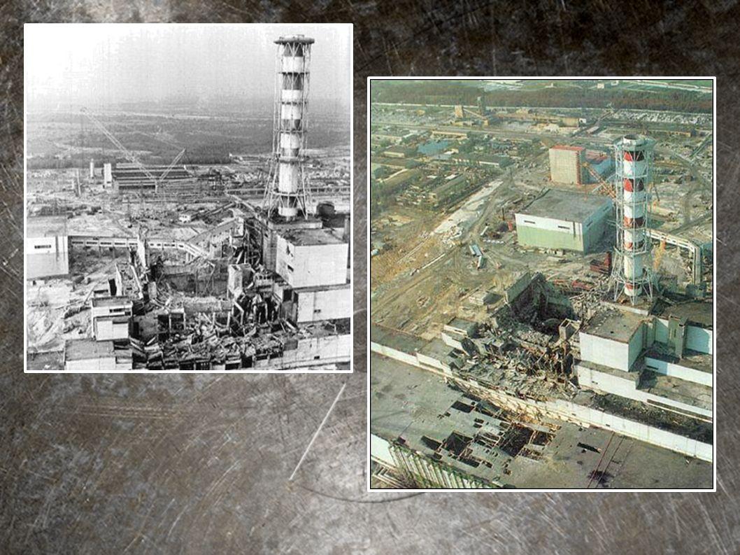Następnie doszło do drugiej eksplozji, która zniszczyła budynek czwartego reaktora.