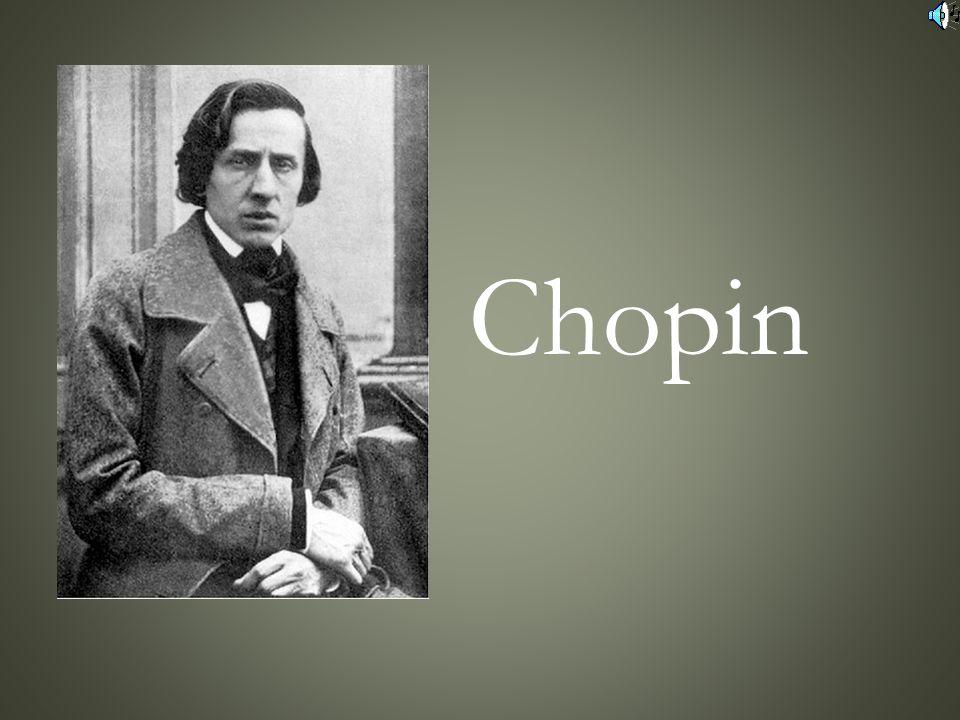 Lata dojrzałości W latach 1835-1846 porzucił karierę wirtuoza na rzecz komponowania.