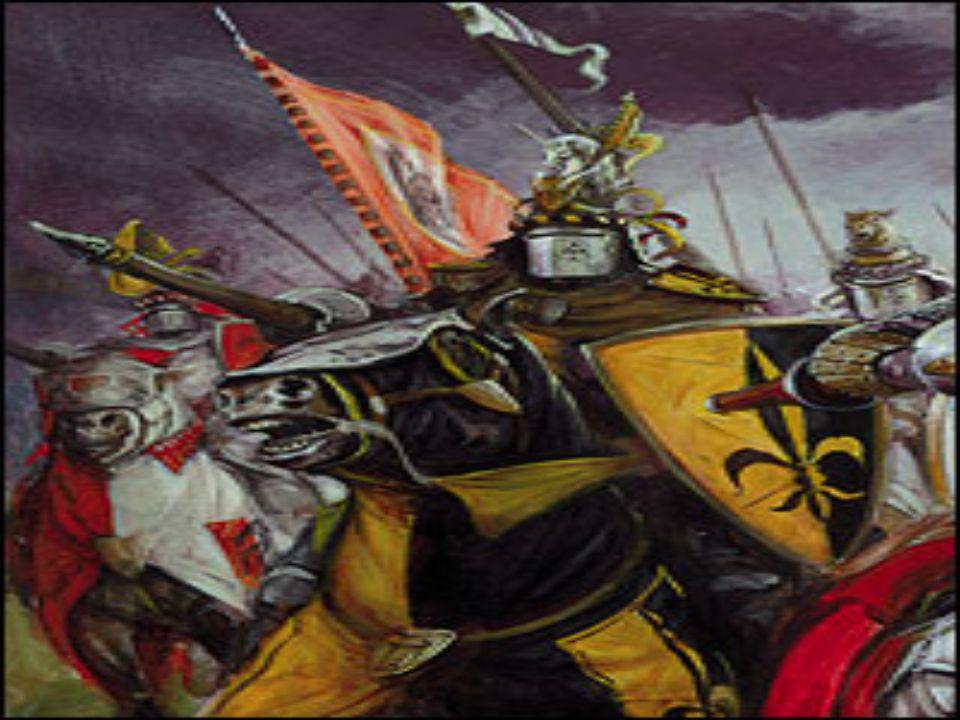 KISLEV Znajduje się w Starym Świecie na wschód od Imperium.