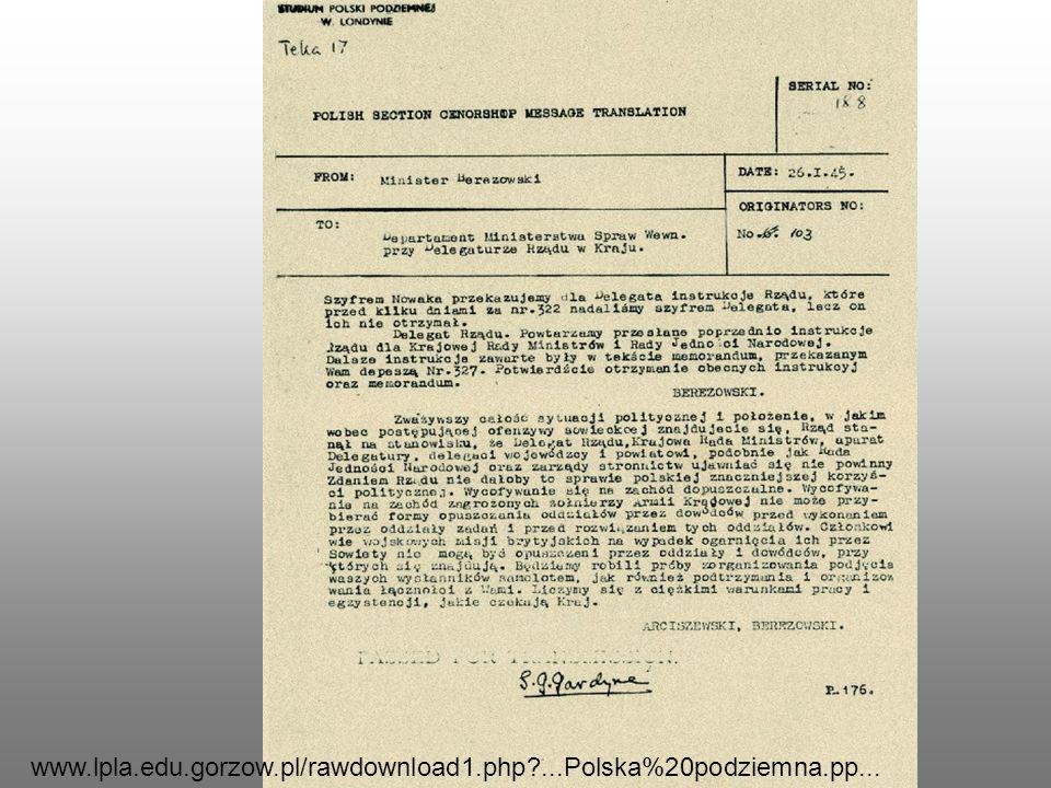 www.lpla.edu.gorzow.pl/rawdownload1.php?...Polska%20podziemna.pp...