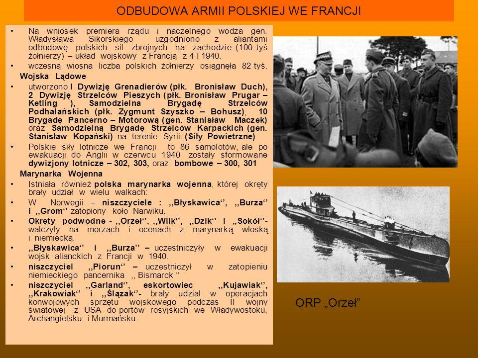 EWOLUCJA STOSUNKU RZĄDU POLSKIEGO NA EMIGRACJI DO ZSRR a) program z 18 XII 1939: stwierdzenie stanu wojny miedzy Polską a ZSRR.