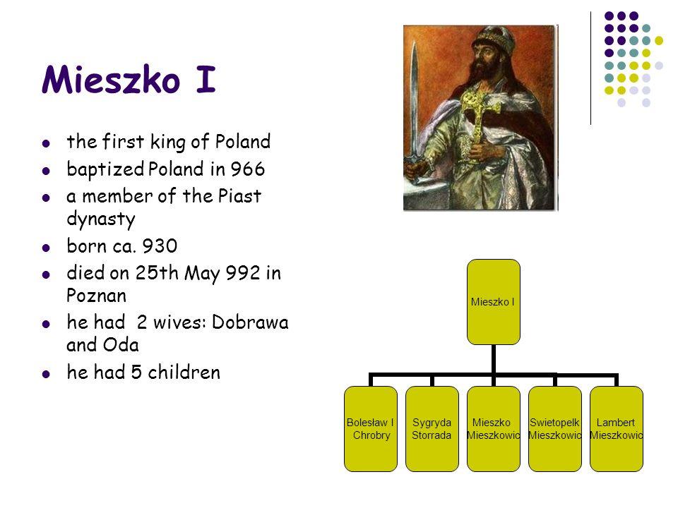 Poland between 960-992